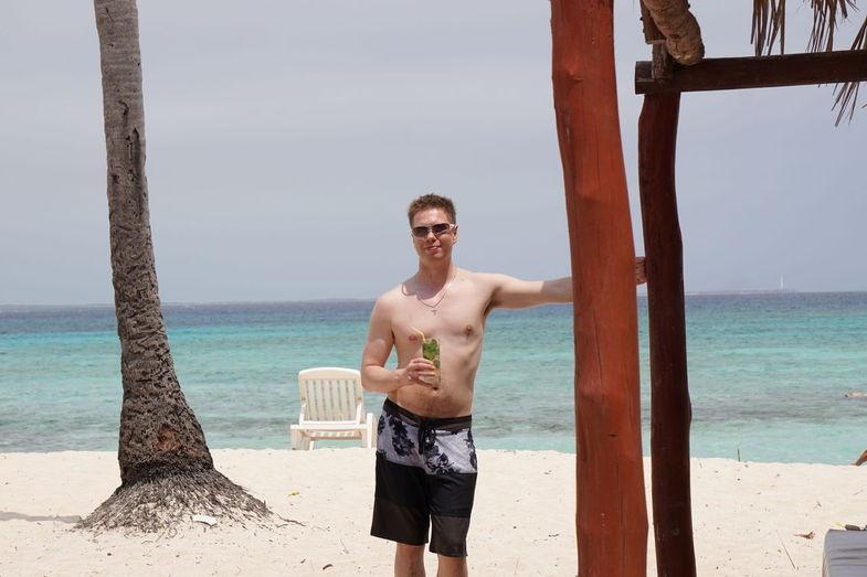 Майские 2017, со своим песком на пляж