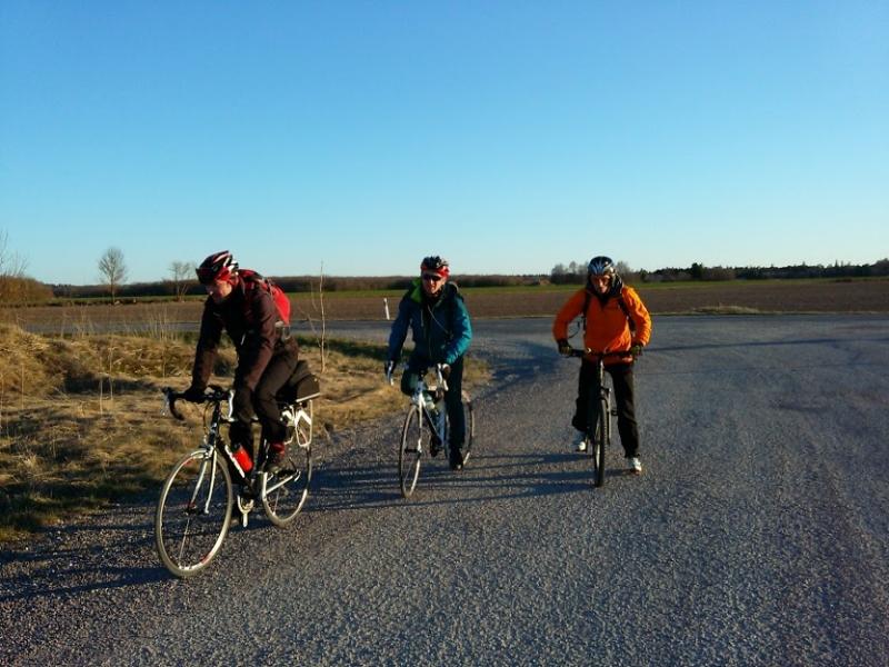 Эстония на велосипедах: 3 водопада, 4 дня, 5 степеней утепления и 319 км