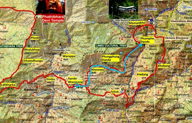 Путешествие дилетанта к Канченджанге