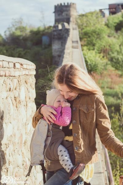 Неделя в грузинском апреле. С рюкзаками, с младенцем и штативом.