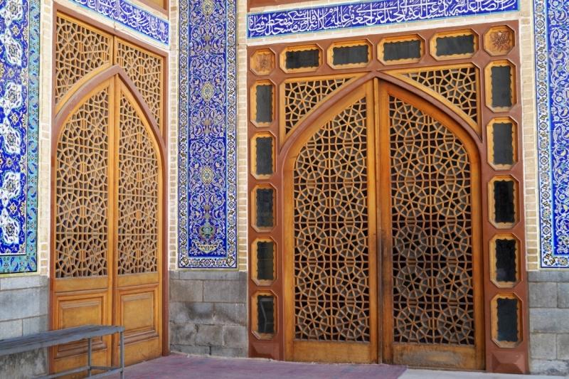Свадебное путешествие в Иран. Август 2016