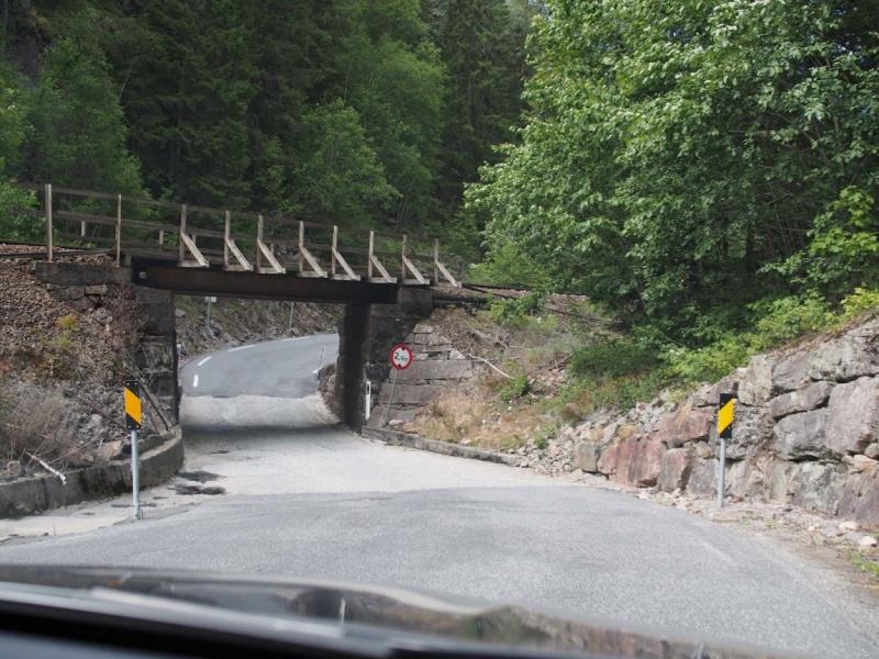 Фоссы. Туннели. Бананы. (или Норвегия, август 2015)