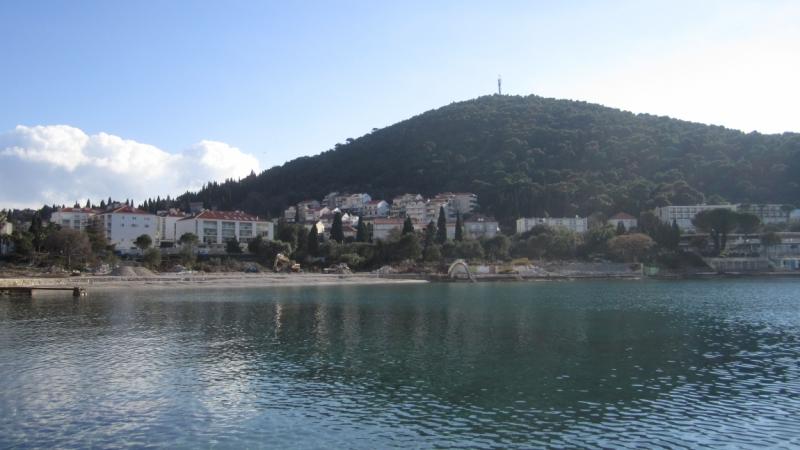 Пляжи рядом с Дубровником