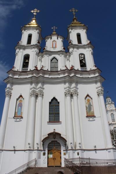 Небольшое автомобильное путешествие на неделю (6-14 мая) Спб-Витебск-Полоцк-Браслав-Псков-Спб