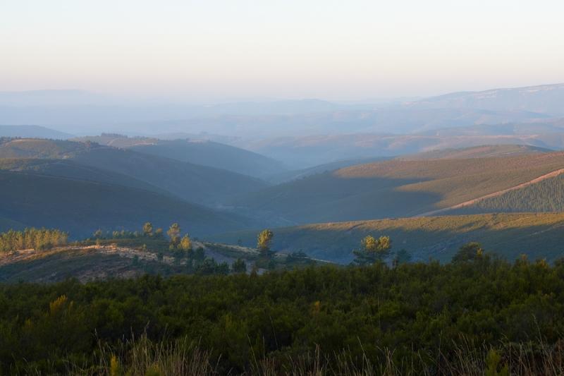 Дос чикас русас или 400 км по Камино Санабрес