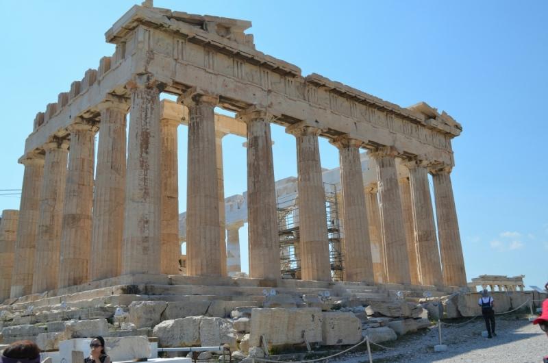 Афины за 3 дня. Отчёт с актуальными ценами на 2017 год.