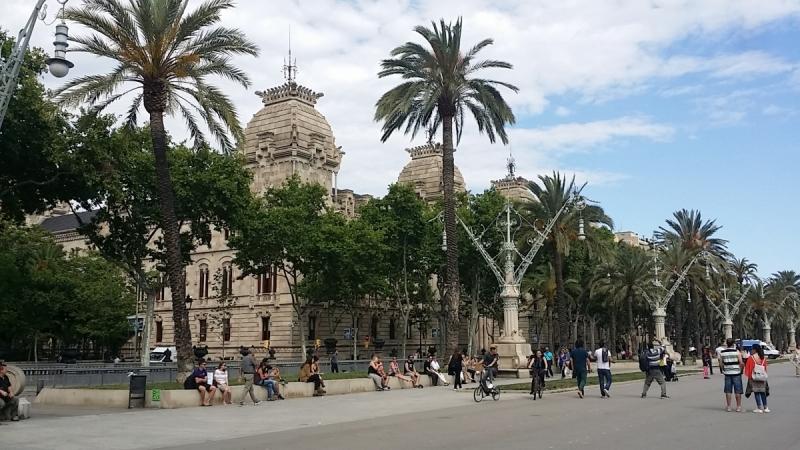 На автомобиле по Испании