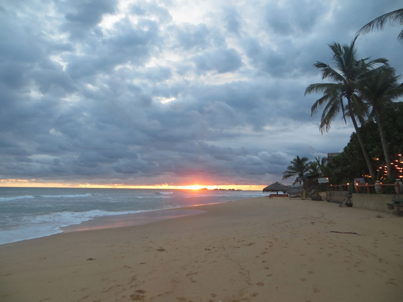 Шри-Ланка  второй заход или с днем рождения, Будда!  Южное побережье в низкий сезон (май  2017)
