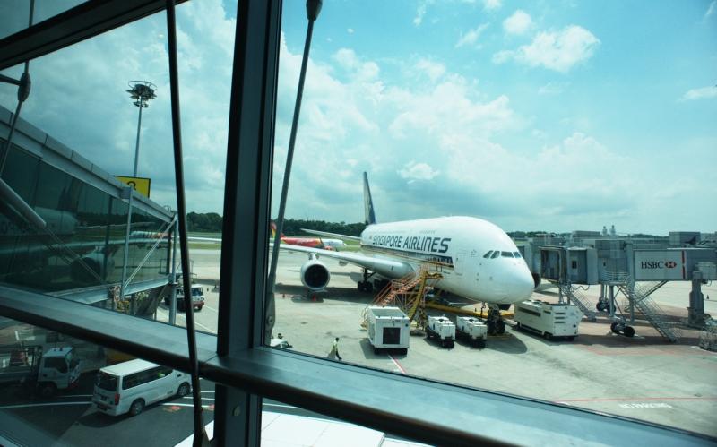 Шесть дней в Сингапуре.