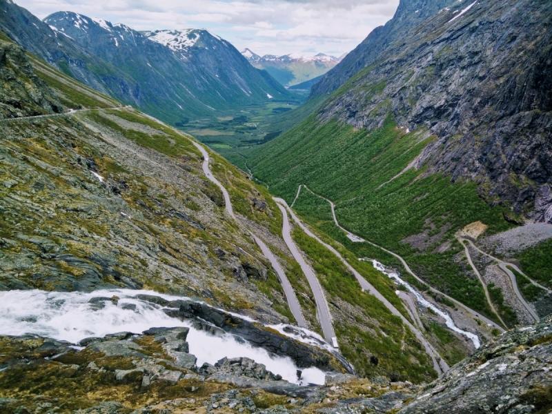 20/05 - 20/06 на мотоцикле по Норвегии