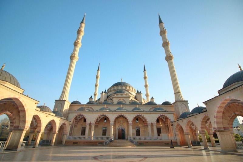 Фестиваль шашлыка в Чечне + Кезной-Ам + Ушкалойские башни
