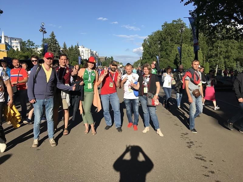 Матчи Кубка конфедераций в Санкт-Петербурге от А до Я