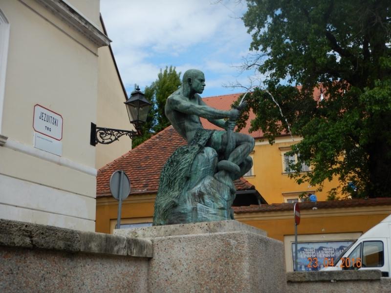 Как посмотреть Загреб (Zagreb) проездом