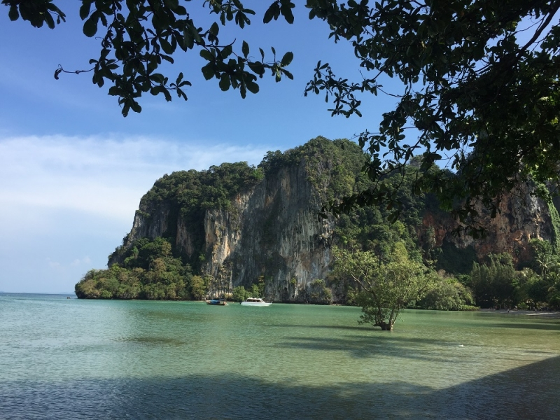 Рейли и острова Пхи-Пхи. Бангкок-Краби-Паттайя на авто