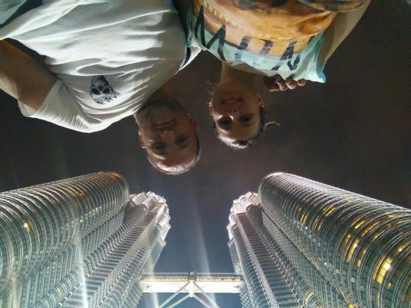 Малайзия - я люблю тебя (КЛ, Реданг, Лангкави и Синг) май 2017 г