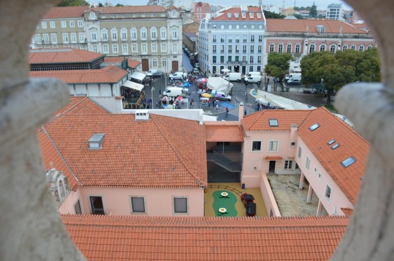 Возвращение в Lisboa (октябрь 2016 с детьми)