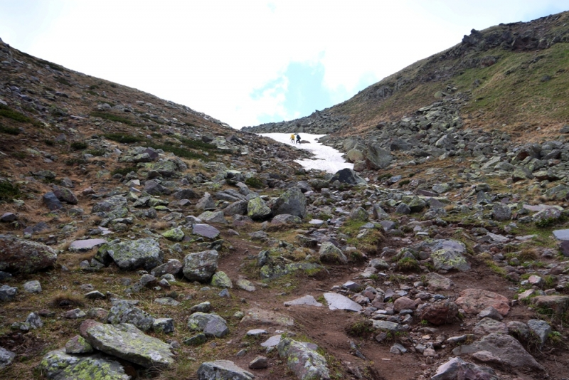 Так рождаются альпинисты? Трек-поход для начинающих. г. Казбек (Грузия). Краткий отчёт.