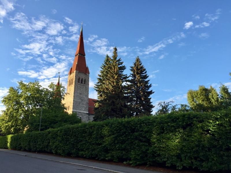 Тампере - город не на один визит. Поездка не выходного дня.