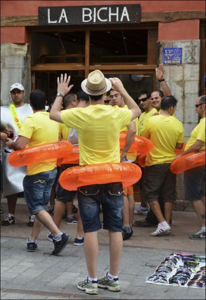 Праздник в городе льва: ферия Сан Хуан в Леоне
