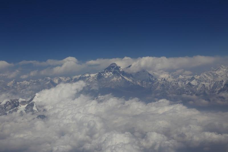 Восхождение на Эверест (#Everest2017 or There and Back Again)