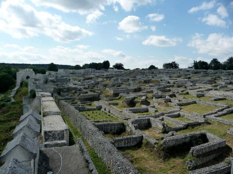 Болгария от доисторических времен до Средневековья: прогулка по шуменской земле