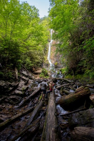 Great Smoky Mountains - жемчужина восточного побережья