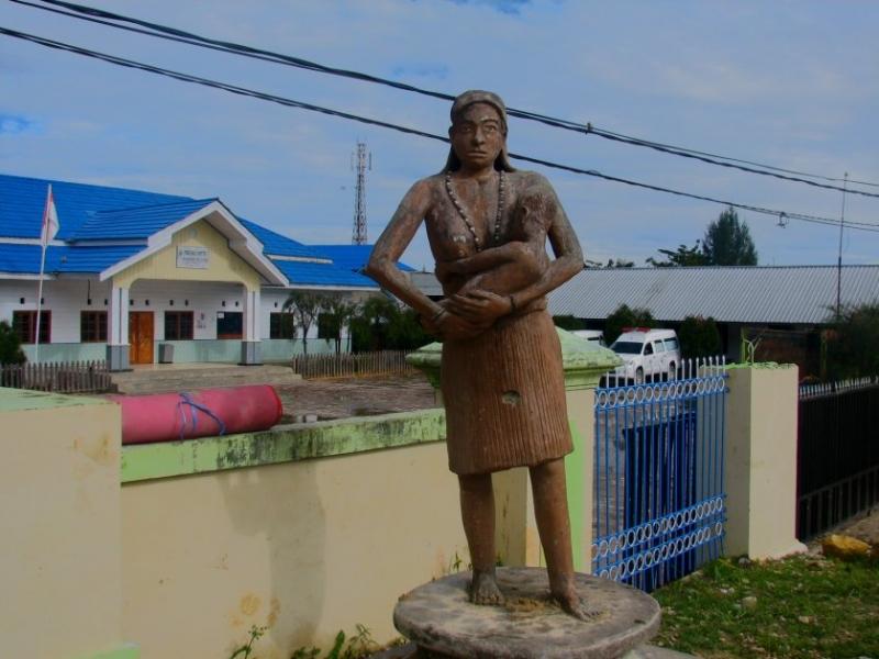 Энаротали - место, где можно потерять жизни. Восточное Папуа.