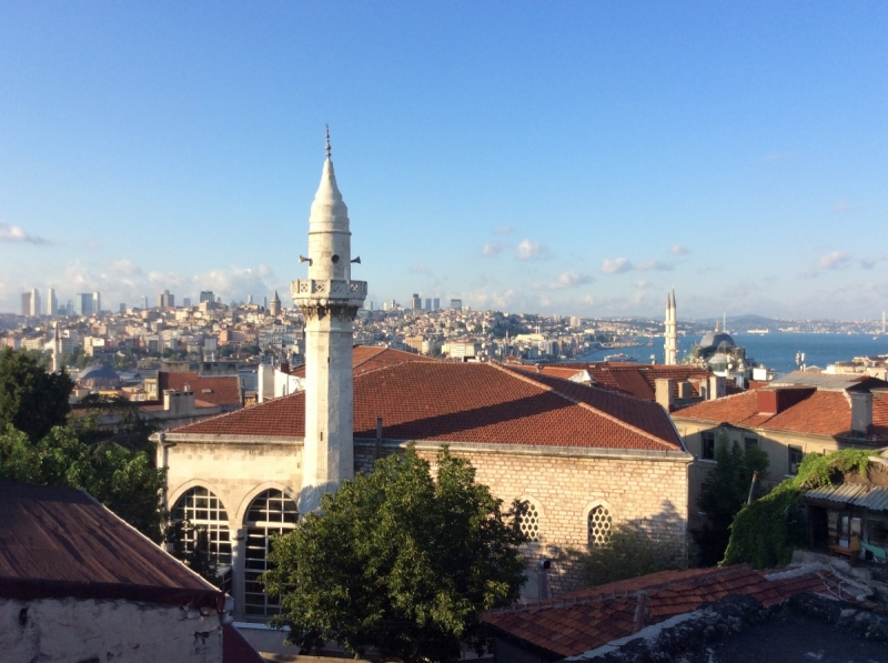 Roof of Istanbul
