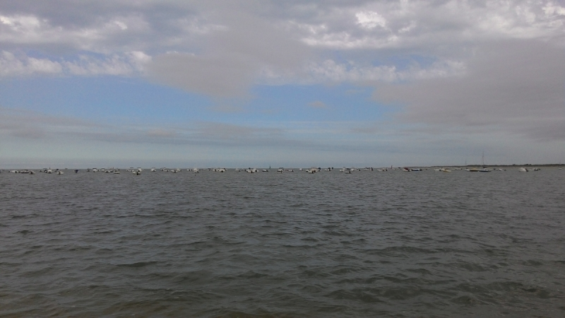 18 дней Атлантики - Хересный треугольник летом 17 года