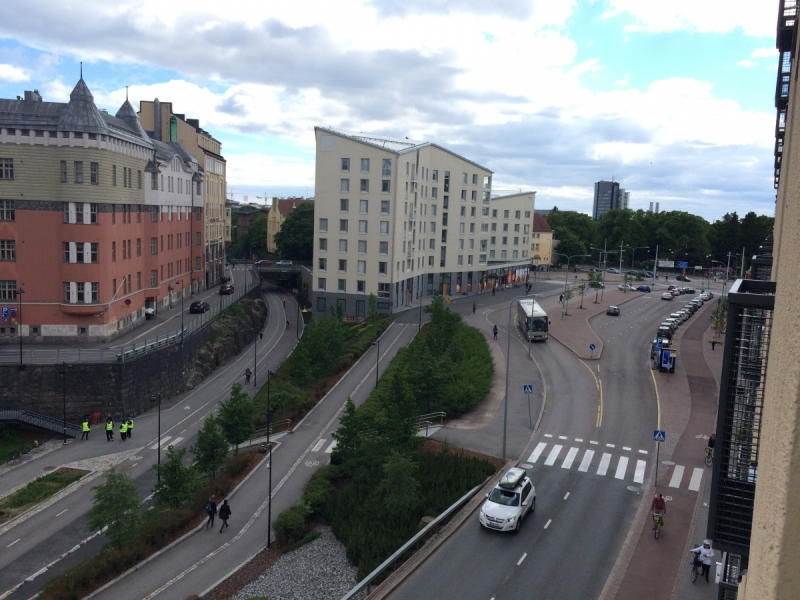 Четыре дня в Хельсинки в июне 2017