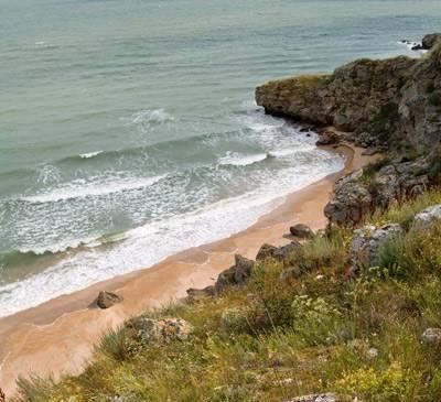 Отдых в Крыму в палатке
