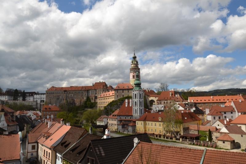 Чехия и немного Вены апрель-май 2017