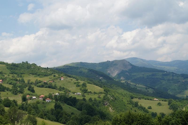 Сербия-Черногория-Босния Июнь 2017