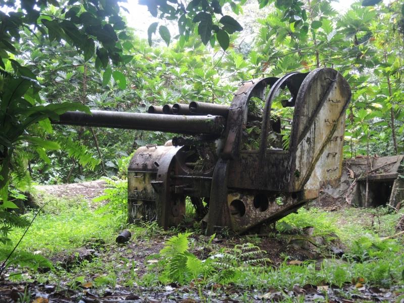 Большое путешествие по Микронезии: ФШМ, столичный штат Понпеи