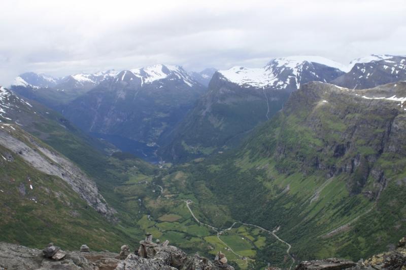 Фьорды Южной и Центральной Норвегии за 8 дней 26/06 - 07/07/2017 на своем автомобиле