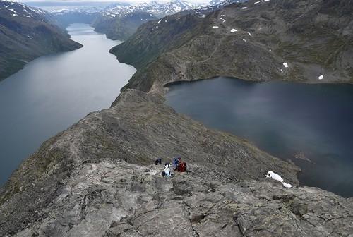Пешие маршруты по Норвегии (Хайкинг)