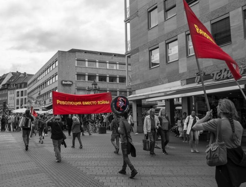 Баварская ПВД: Нюрнберг и Ротенбург-на-Таубере