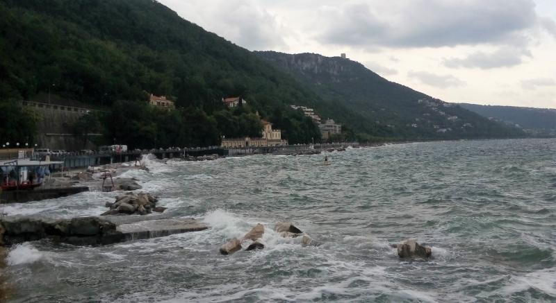 Трех дневное авто путешествие Венгрия-Словения-Италия-Венгрия (июль 2017)