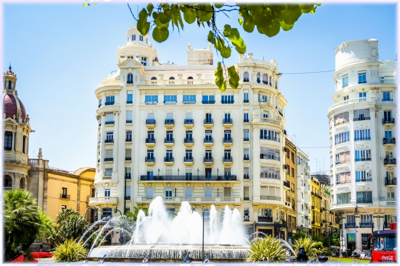 Из Барселоны в Мадрид через Страну Басков