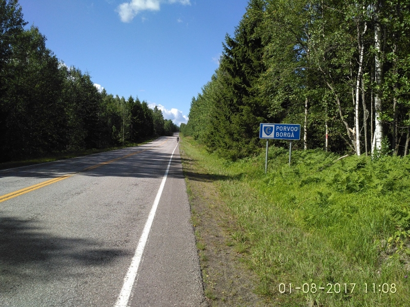 По Королевской дороге. Тур де Хельсинки 2017
