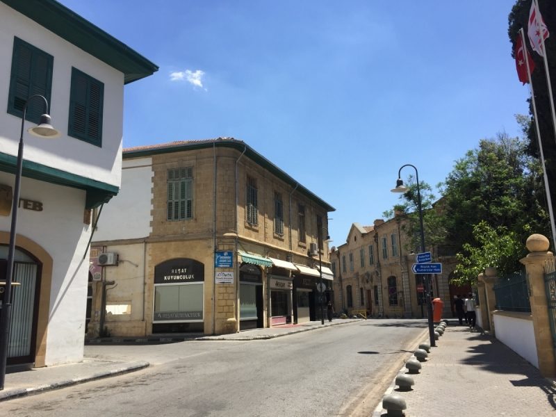 Северный Кипр в июле 2017