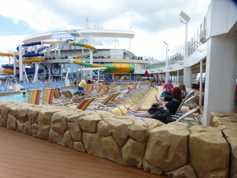 Круиз на корабле «Гармония морей» в марте 2017 г.