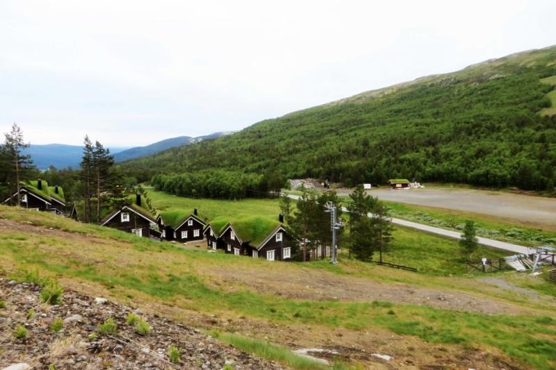 По Норвегии на общественном транспорте июль 2017 (Andalsnes-Geiranger-Olden-Besseggen)