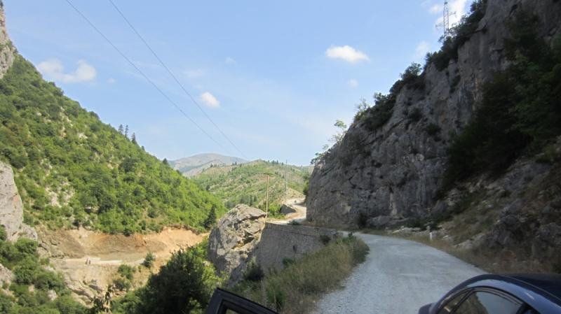От Охрида до Ксамила, через Корчу по горам (много фото)