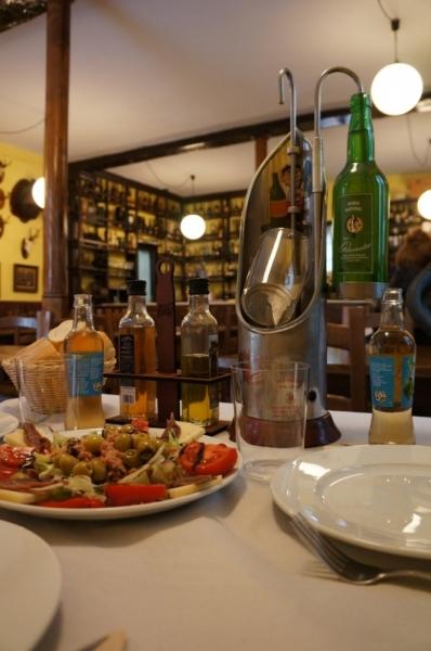 Кафе, рестораны, бары в Самартин де Теверга