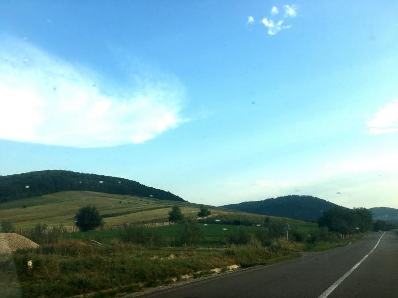 Из Киева на Трансфагараш на своем авто. Август 2017.