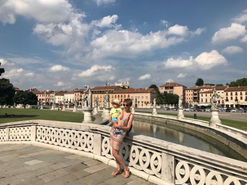 По Европе на машине - из Санкт-Петербурга в Италию с малышом