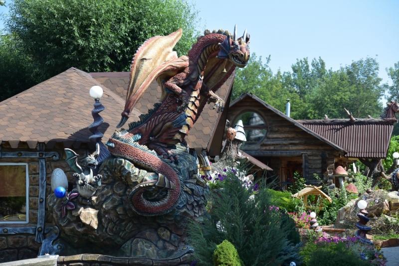 Сказочный дом, Козельск, Калужская область