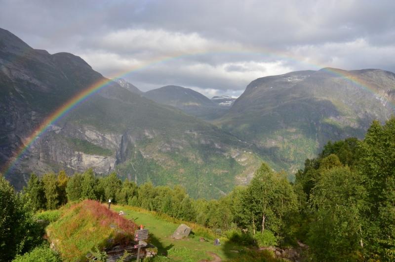 Норвегия. Тест-драйв. 24-31 августа.
