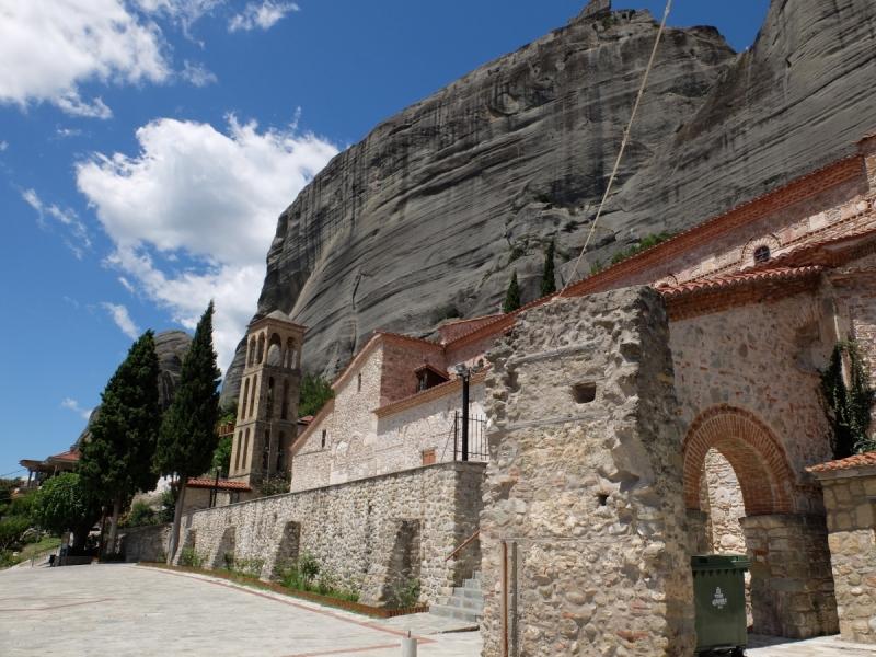 Мои большие Греческие каникулы (Афины-Метеора-Санторини-Родос)